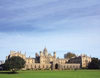image du voyage scolaire Cambridge