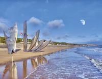image du voyage scolaire La Normandie, le Mémorial et les Plages du Débarquement