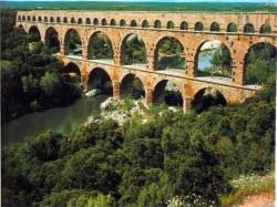 image du voyage scolaire La Provence Romaine