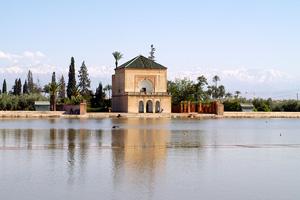 afrique du nord maroc marrakech