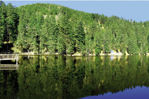 allemagne lac mummelsee
