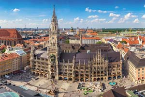 allemagne munich panorama ville 61 as_123854607