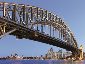 australie sydney pont