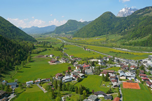 """Les """"Trois"""" Tyrol, entre Autriche et Italie - départ Est de la France"""