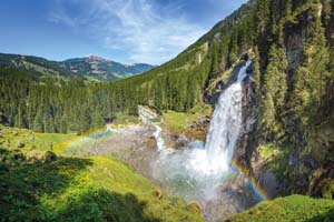 Le Tyrol en Trains, départ région PACA