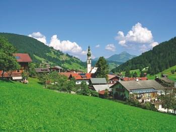 voyage autocar autriche paysage du tyrol