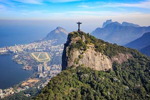 Circuit Images du Brésil