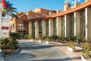 espagne canarie hotel grand muthu golf plaza facade