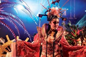 Les Carnavals en Espagne : El Vendrell, Cunit, Tarragone - Départ Sud