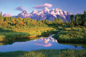 etats unis grand teton parc national  it