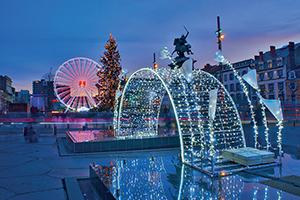 Magie de Noël en Auvergne