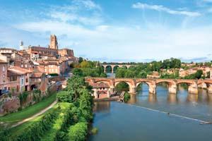 image du voyage scolaire Toulouse