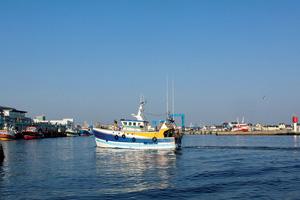 vignette France guilvinec port bateau
