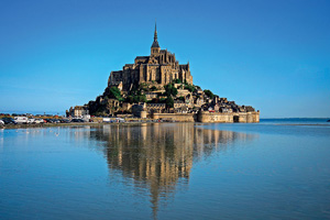 france mont st michel  fo