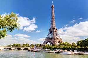 Paris et le Château de Versailles - Départ Sud