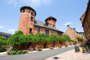 france perigord collonges la rouge it