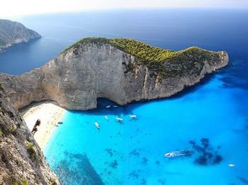 grece crete zakynthos naya club zante plage du naufrage