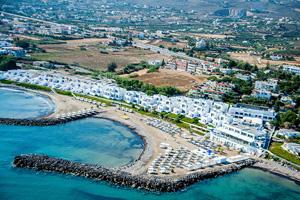 grece kokkini hani hotel knossos beach vue ensemble