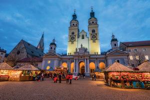 Les Marchés de Noël dans les Dolomites, le Tyrol Italien - Départ Sud