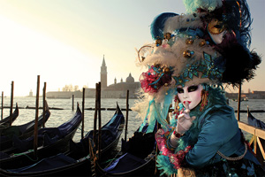 italie carnaval de venise