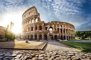 italie rome colisee au soleil levant 13 as_120827506