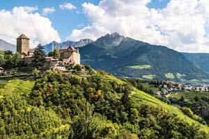 italie merano tyrol schloss chateau 13 fo_122565615