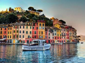 italie portofino bateau