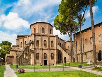 italie ravenne basilique san vitale