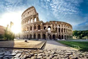 italie rome colisee soleil matin 79 as_120827506