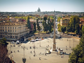 italie rome place