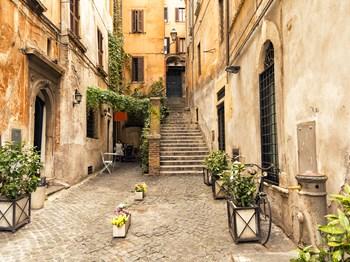 vignette Italie rome rue