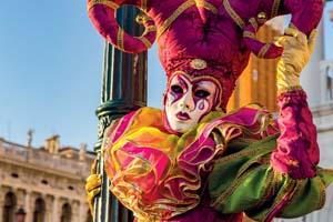 Le Carnaval de Venise, le Vol de l'Ange - Départ Sud