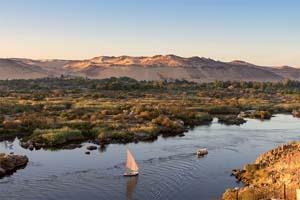 vignette La vie sur le fleuve Nil Assouan Egypte 05 as_70782934