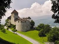 liechtenstein vaduz chateau