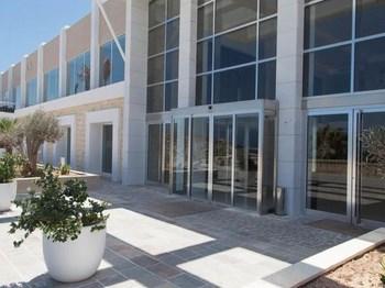 malte hotel salini resort entree