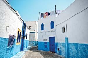 maroc rue rabat ville 76 fo_49864229