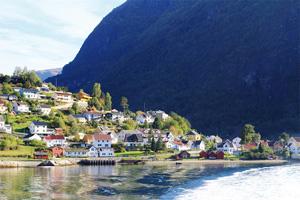 norvege sognefjord