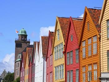 norvege bergen maison