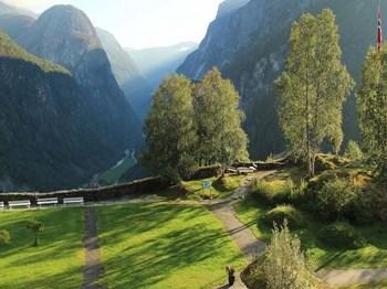 norvege hotel stalmeim vue