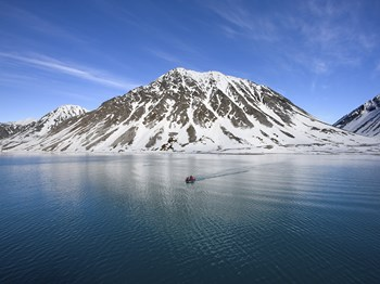 norvege spitzberg bateau