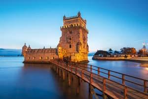 portugal lisbonne celebre point repere tour belem situe 32 fo_79409298