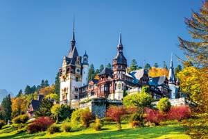 roumanie sinaia chateau peles 17 fo_85867621