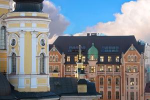 russie saint petersbourg hotel dostoevsky facade