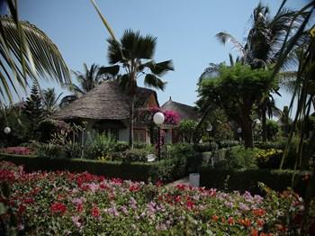 séjour senegal hotel teranga maison jardin