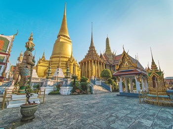 vignette Thailande bangkok temple boudha emeraude