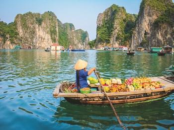 vietnam baie halong bateau