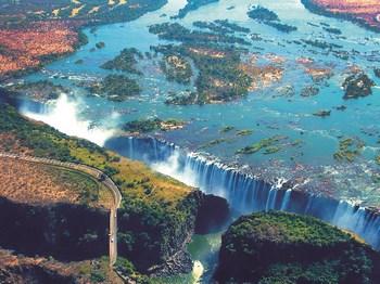zimbabwe chutes victoria
