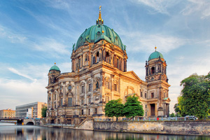 allemagne berlin cathedral  fo
