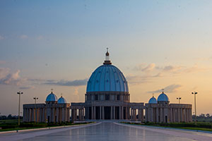 cote d ivoire yamssoukro cathedrale it