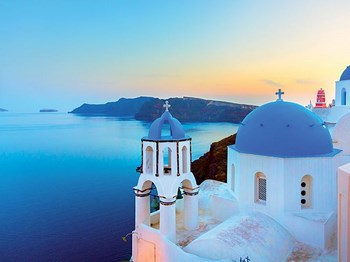 europe grece santorin